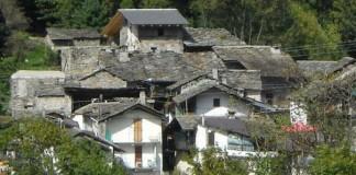 Borgo montano piemontese, base d'asta 245.000 €