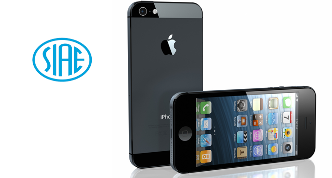 Siae vs Apple vendiamo noi iPhone a prezzi più bassi.