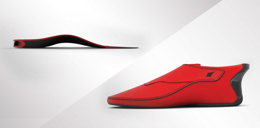 Google-scarpe per non smarrire mai la via.