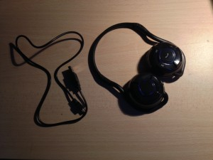 Cuffie Bluetooth Stereo Olixar X