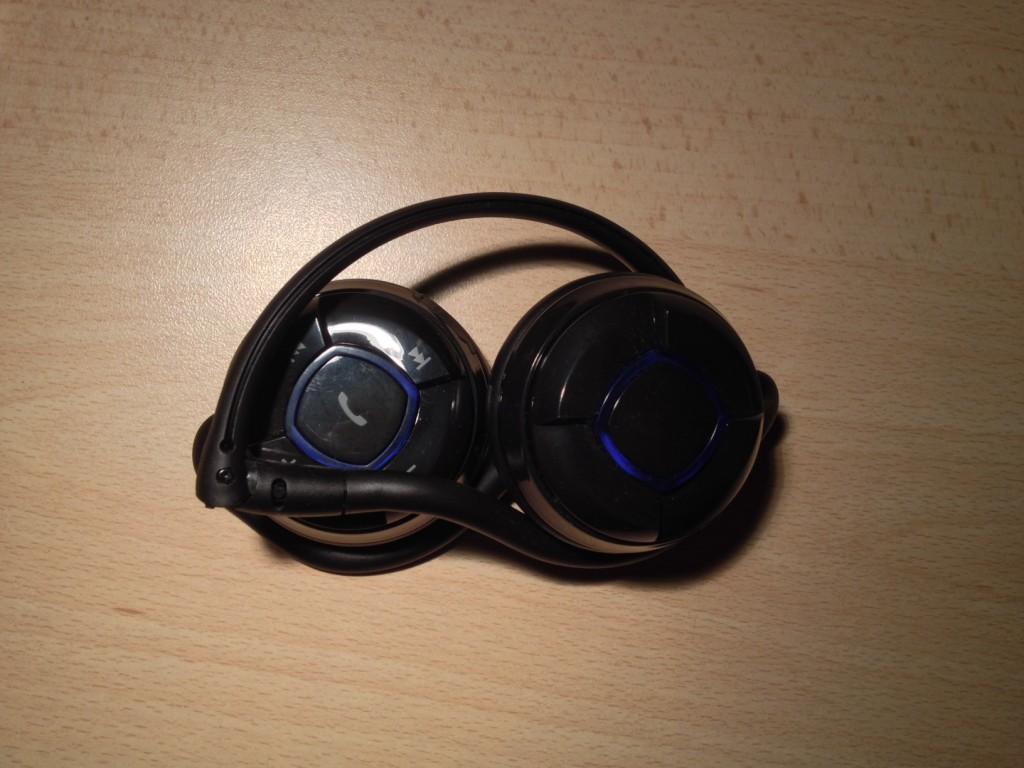 Cuffie Bluetooth Stereo Olixar X ripiegate