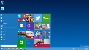 Windows 10, la preview esclusiva del nuovo sistema operativo