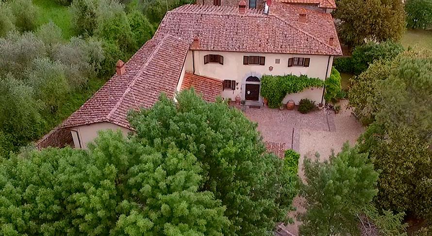 L'utilizzo dei droni per la promozione turistica in Toscana